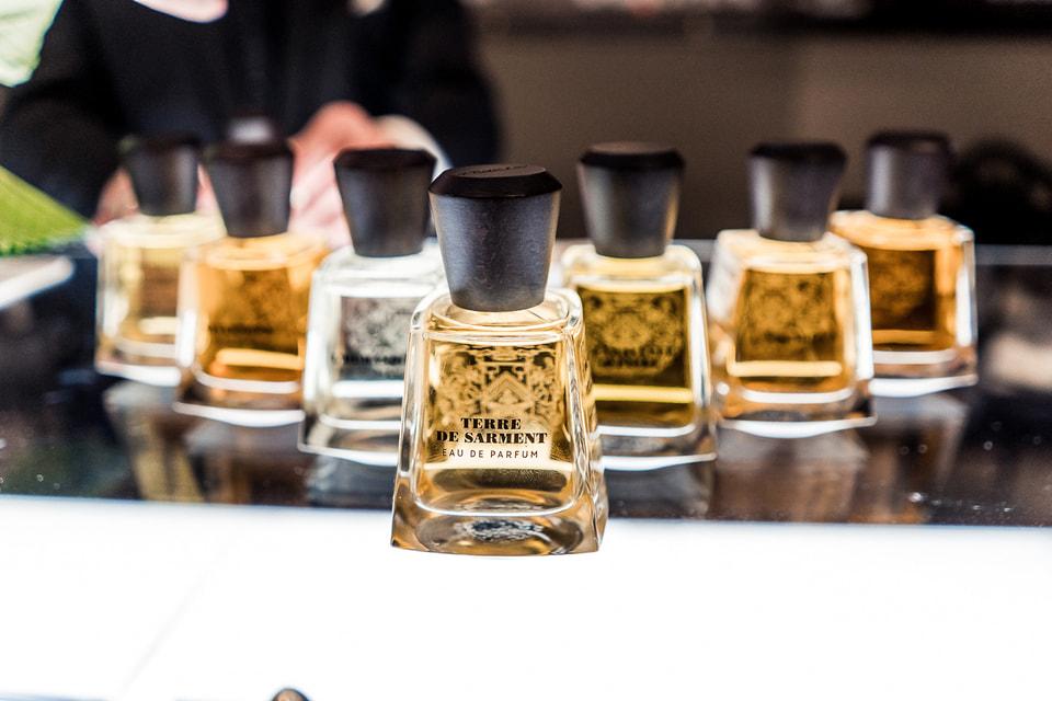 Аромат парфюмерной марки  коньячного дома Frapin –  Terre de Sarment