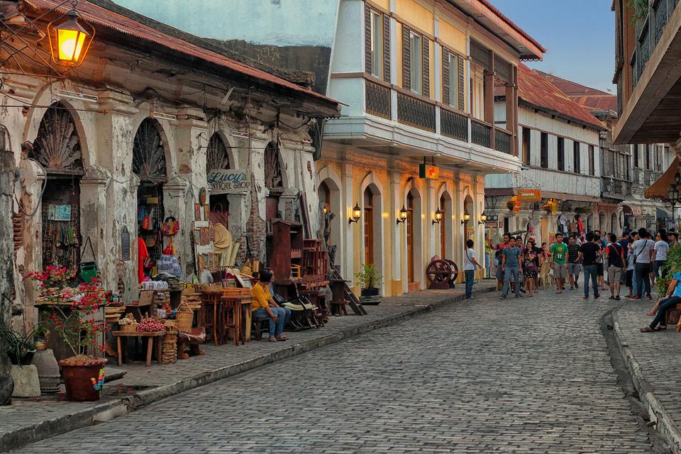 Исторический город Виган