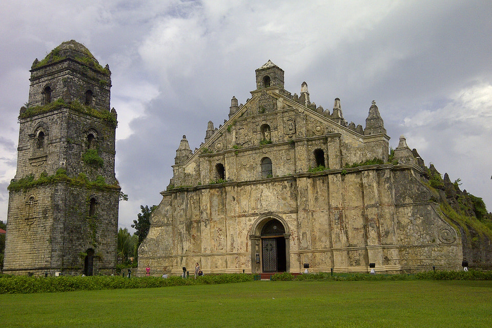 Церковь Святого Августина, муниципалитет Паоае