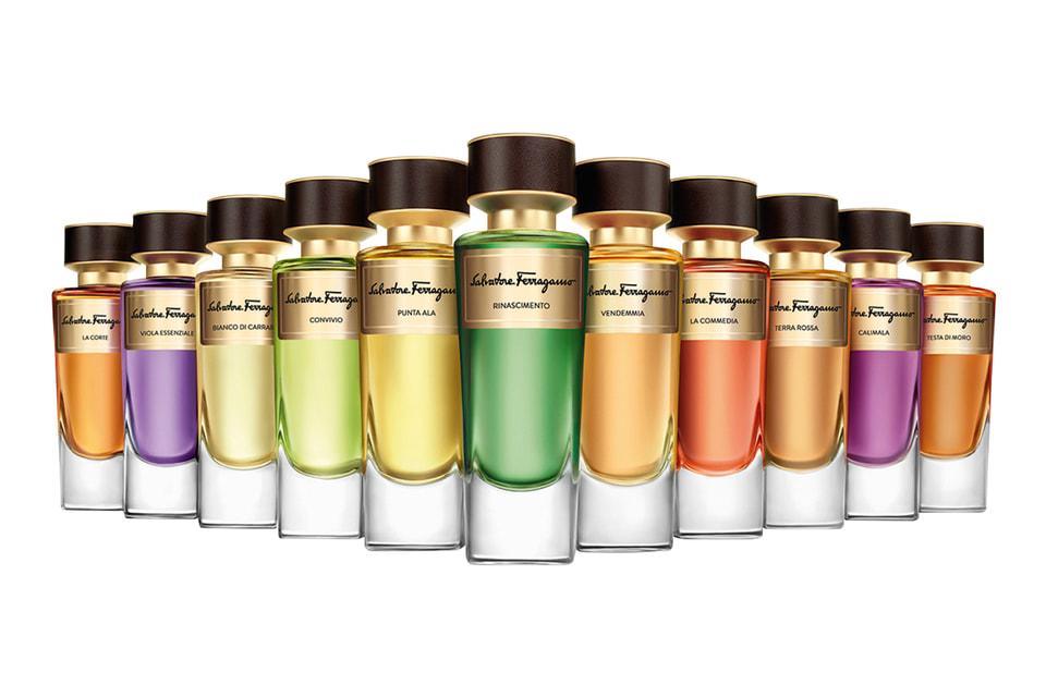10 из 11 ароматов в свое время уже были представлены на рынке, но бренд сделал полный рестайлинг флаконов и «обновил» некоторые ароматы