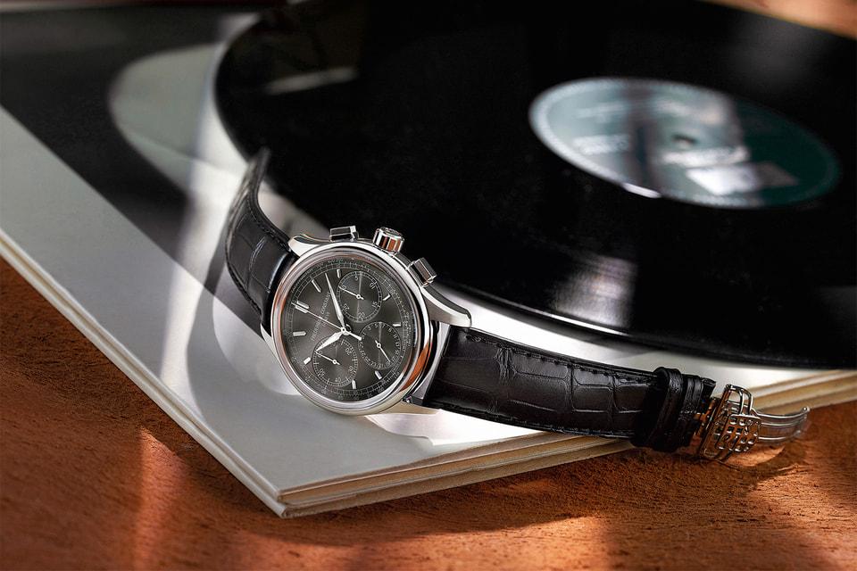 Мужской хронограф с функцией flyback появился в арсенале бренда год назад