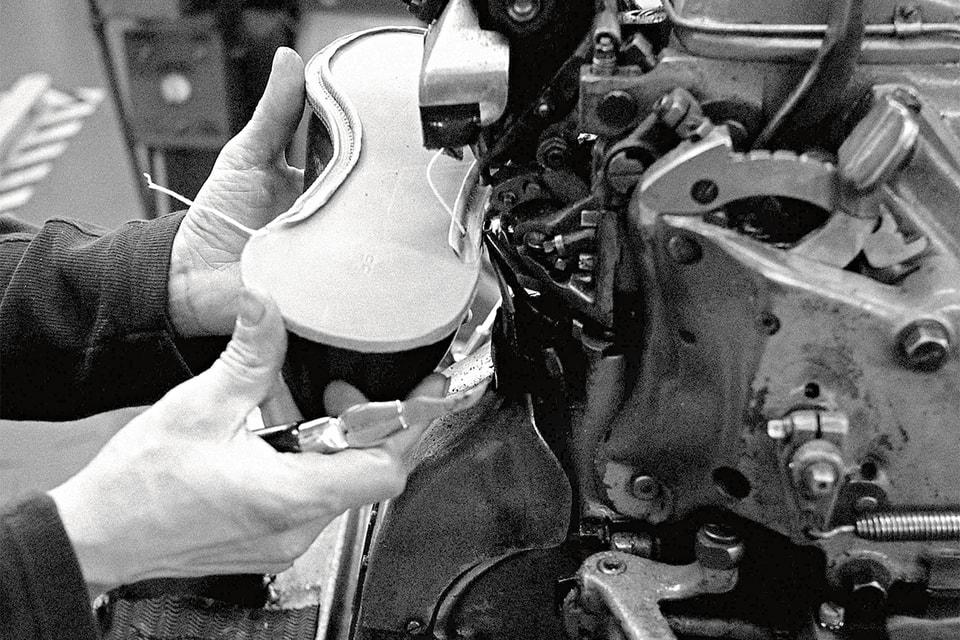 Для создания ботинка John Lobb требуется 190 операций