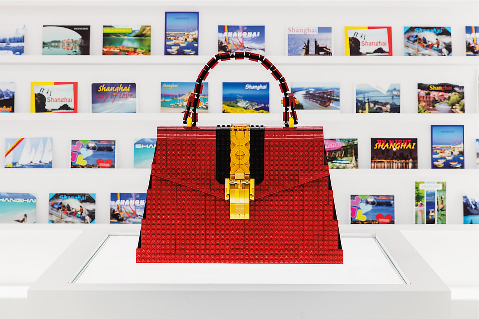 Объект The Lego Sylvie Bag