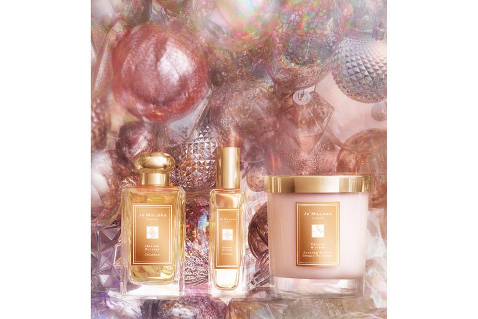 В коллекции Оrange Bitters – свеча и  аромат, доступный в двух объемах (100 и 30 мл)