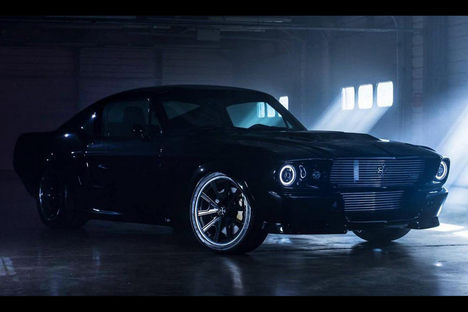 Обновленный Ford Mustang от ателье Charge Automotive