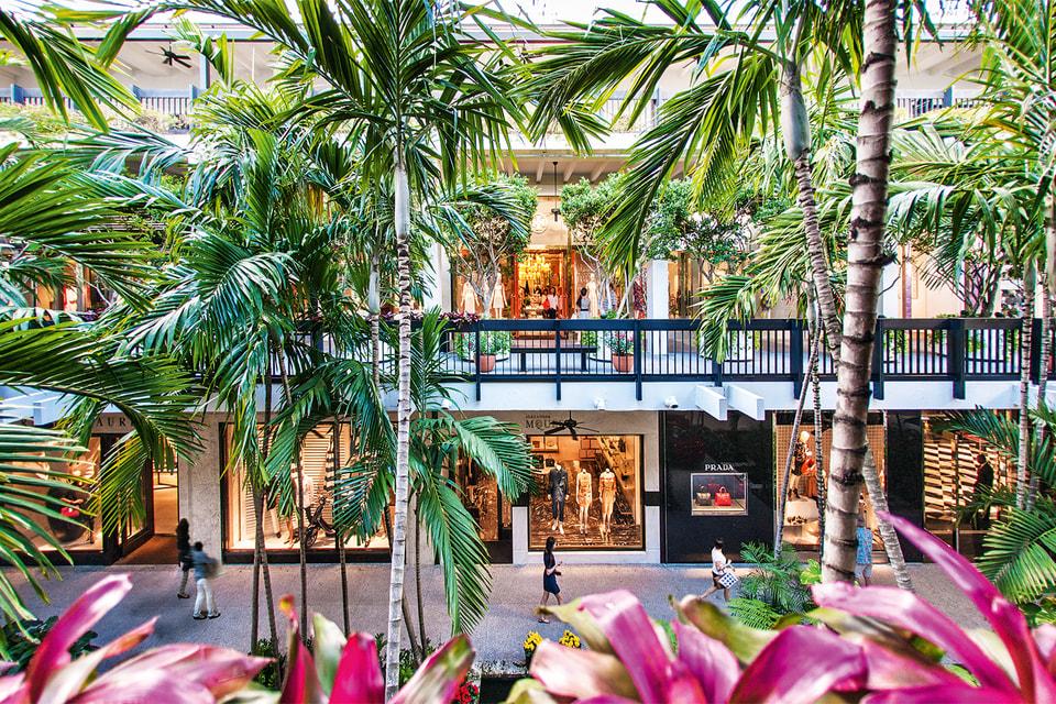 В ближайшие годы в Bal Harbour Shops планируется открыть еще 70 бутиков