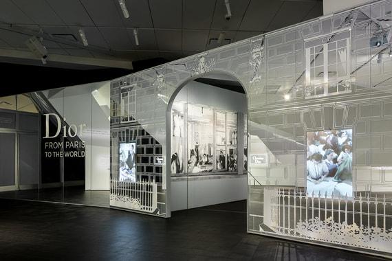bba279c4b69ca6 В Музее искусств Денвера открылась выставка, посвященная Дому Dior ...