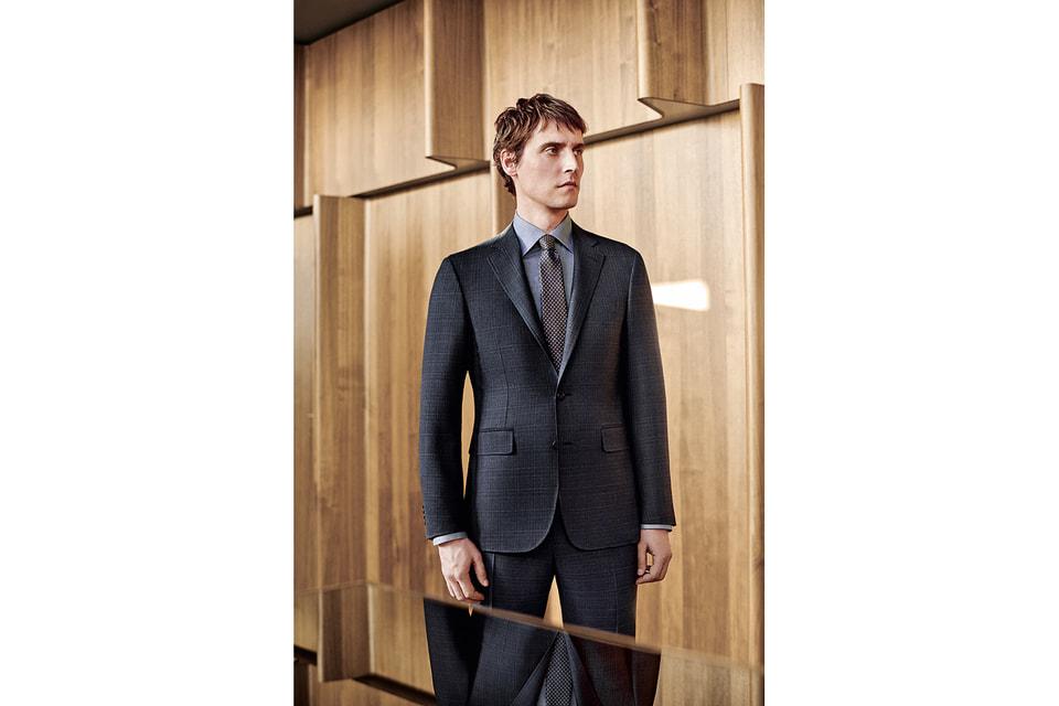 Приталенный пиджак и зауженные брюки: формула элегантности от Canali