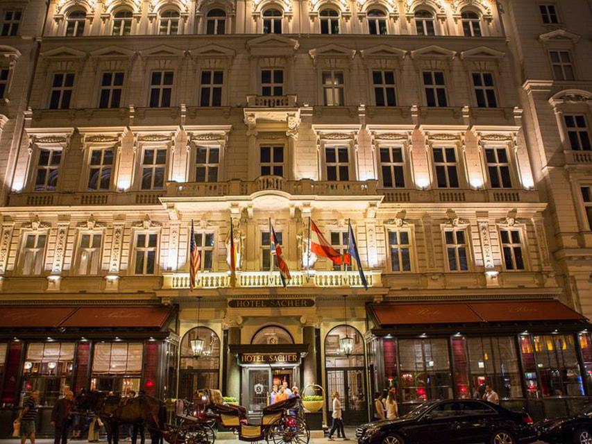 Отель Sacher – «родина» одноименного торта