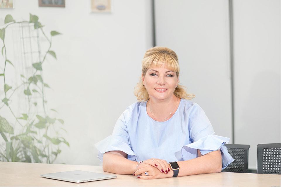 Мария Якушкина, глава представительства компании Travelport в России и странах СНГ