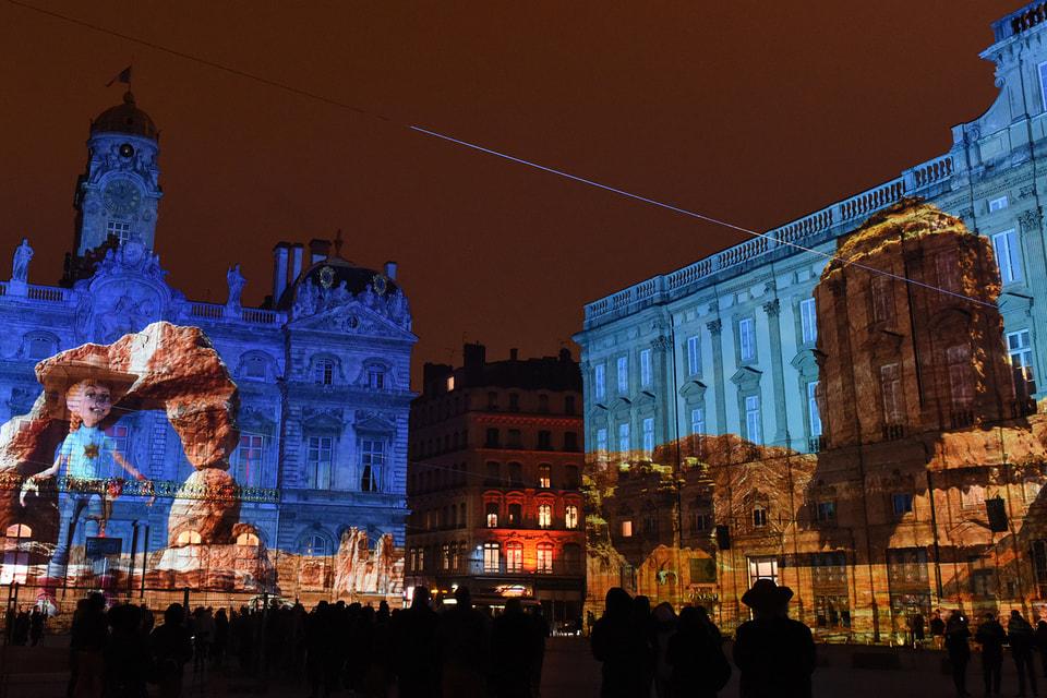 Праздник света начнется сегодня в Лионе, а также пройдет по всему миру
