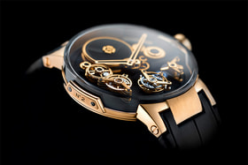 Executive Tourbillon Skeleton Free Wheel