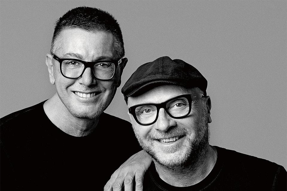 Итальянские дизайнеры Стефано Габбана и Доменико Дольче