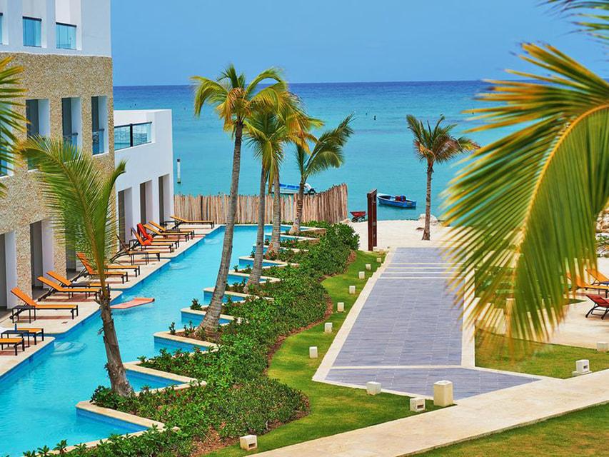 Отель «только для взрослых» TRS Cap Cana