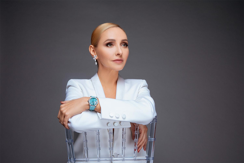 Татьяна Навка - официальный посол бренда Chopard - Страница 9 Fullscreen-1chk