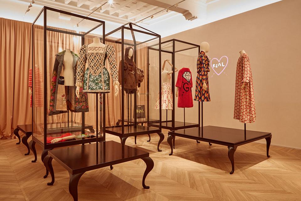 История и современность в пространстве Gucci Garden