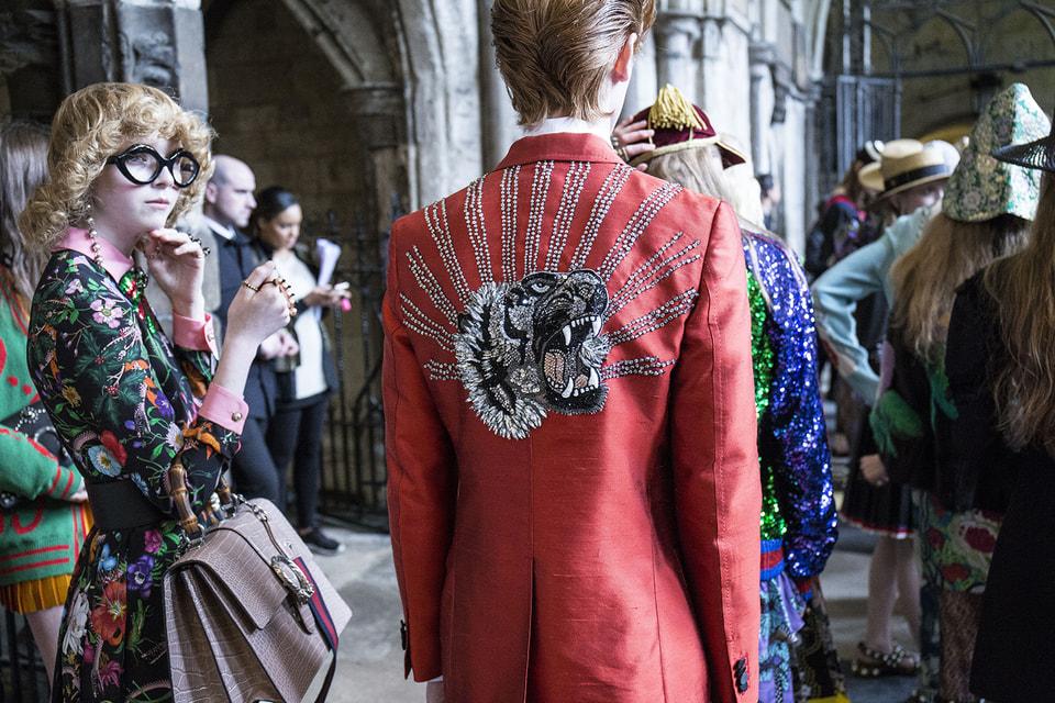 В Gucci с приходом Алессандро Микеле началась новая эра – КАК ПОТРАТИТЬ