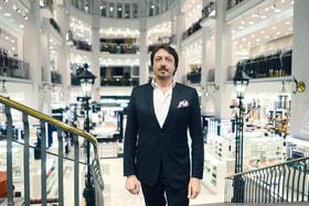 Джанвито Росси, глава итальянского обувного бренда Gianvito Rossi, который отметил в 2017 году десятилетний юбилей