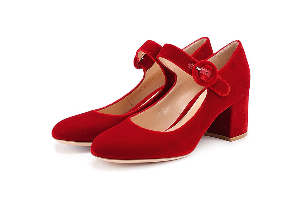 Женские туфли из коллекции Gianvito Rossi