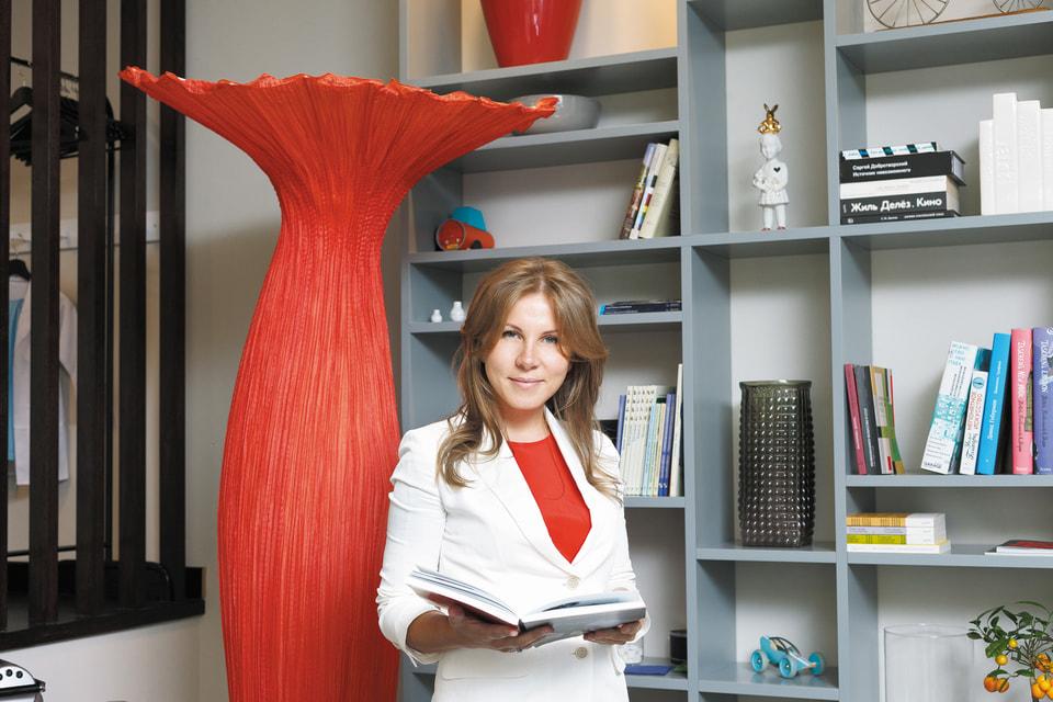 Полина Бондарева, основатель петербургского образовательного проекта Masters