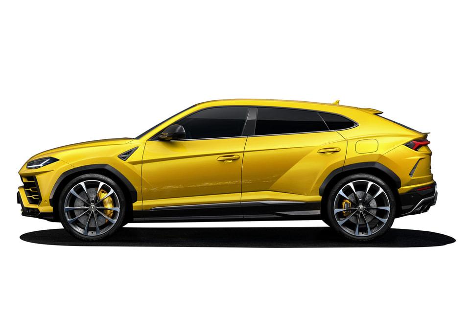 На выбор предлагаются 6 новых вариаций шин для Lamborghini Urus в типоразмерах от 21 до 23 дюймов