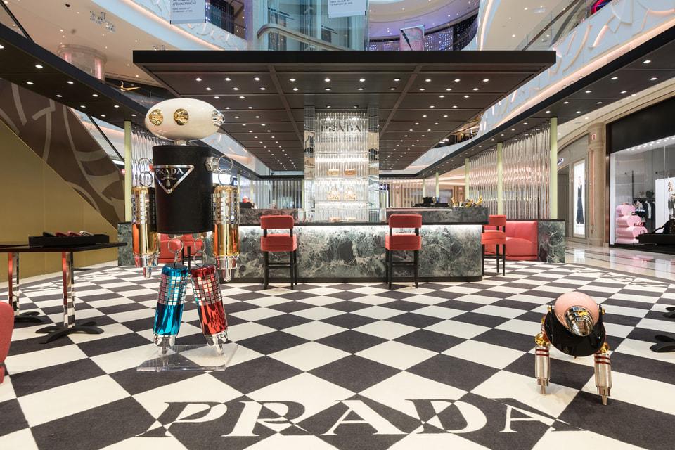 Prada Spirit – новый ритейл-проект в Макао