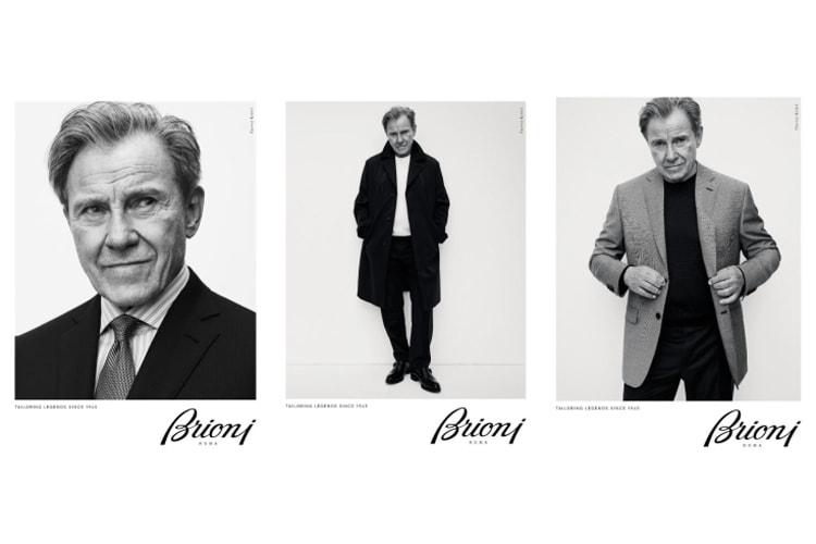 В каждой серии «Легенды портновского искусства» (Tailoring Legends) принимают участие актеры – иконы стиля и клиенты бренда