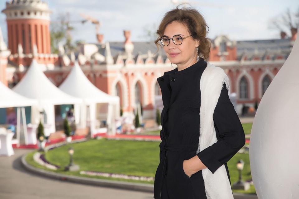 Виктория Саава, президент компании «Кашемир и Шелк»
