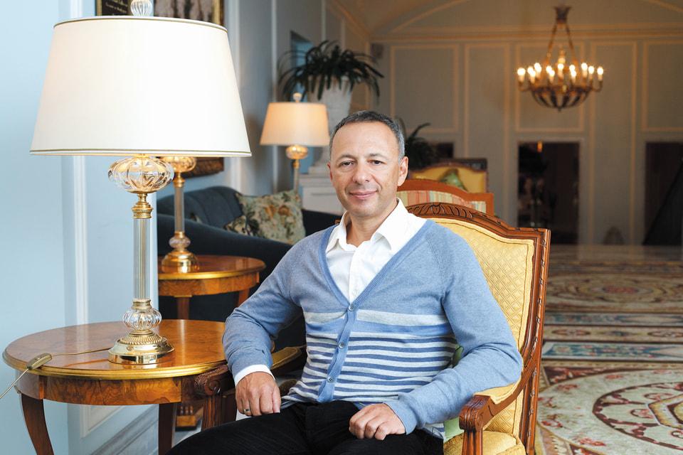 Михаил Ривлин, заместитель председателя правления «Охта Групп», девелопер проекта Art View House