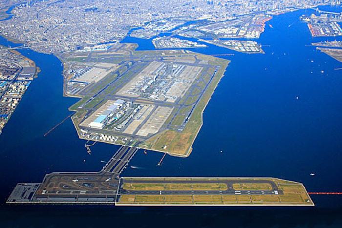 Аэропорт Ханэда возглавил рейтинг самых пунктуальных аэропортов мира