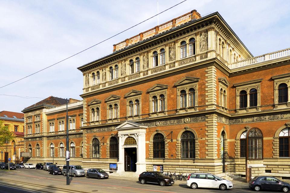 Университет прикладных искусств в Вене
