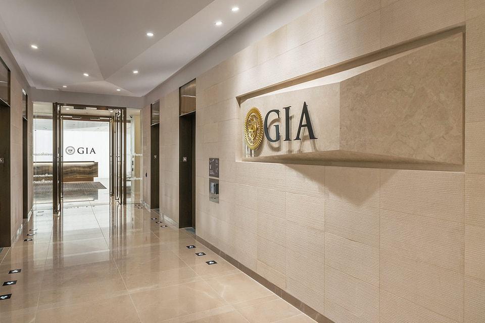Геммологический институт Америки GIA располагает двумя университетами –  в Нью-Йорке и в Калифорнии