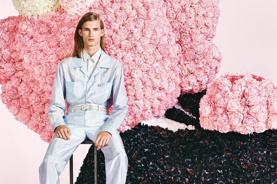 Образ из мужской коллекции Dior