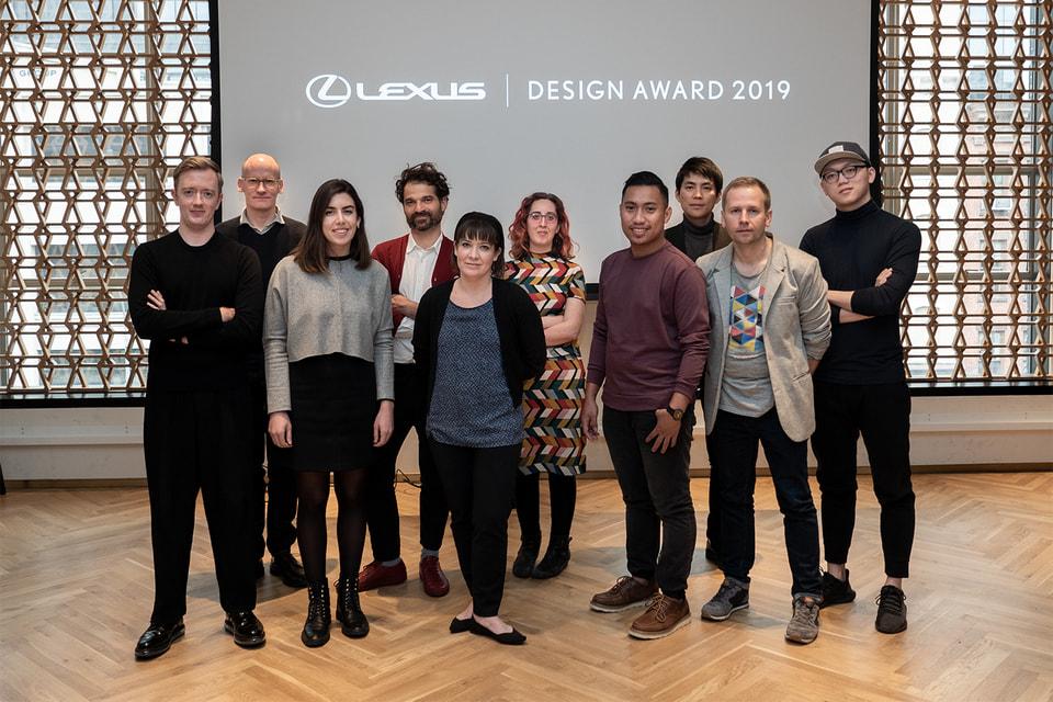 Участники и финалисты Lexus Design Award