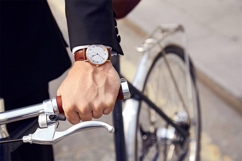 Название проходящего в крупнейших городах мира Breguet Classic Tour  созвучно названию коллекции часов Classique