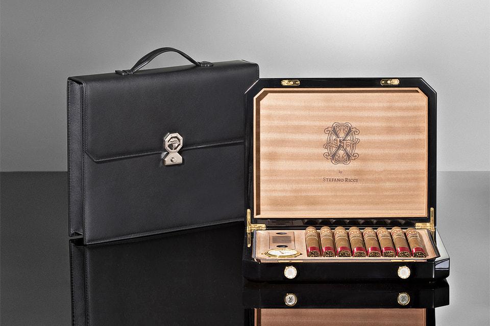 Cигары OpusX, созданные Stefano Ricci совместно с компанией Arturo Fuente