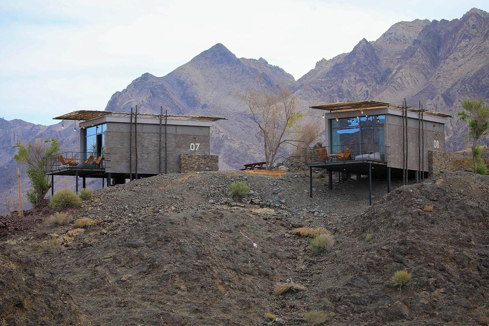 Коттеджи Hatta Damani Lodges