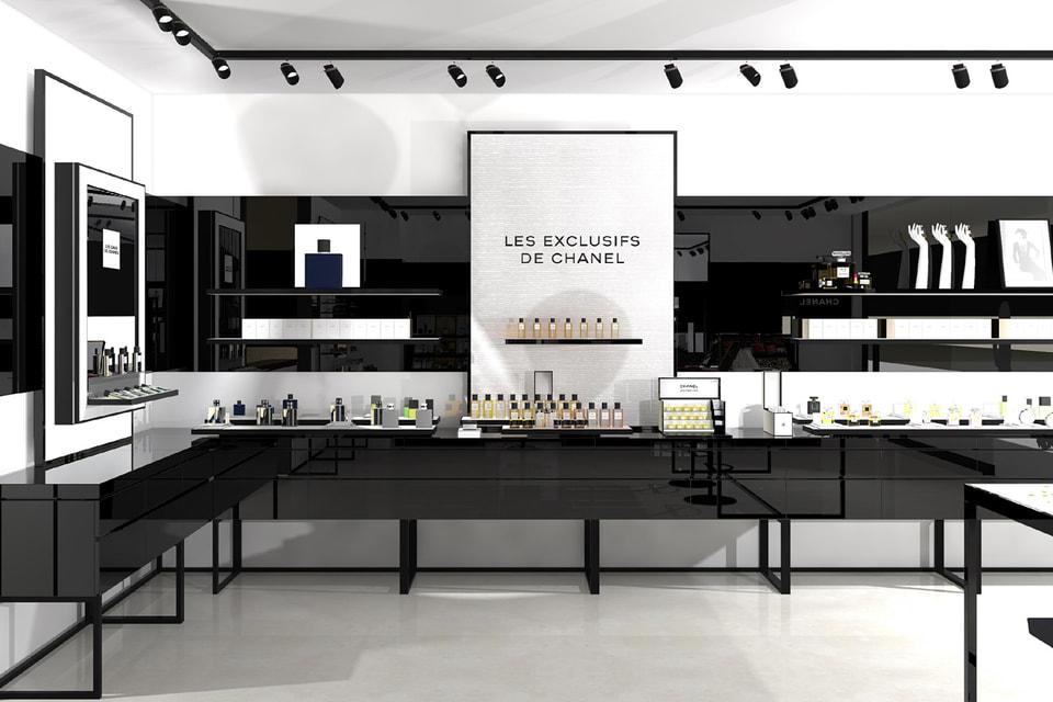 Новый концептуальный бутик Chanel в Санкт-Петербурге
