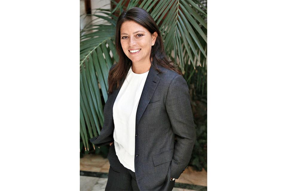 Мария Джованна Паоне – вице-президент Ciro Paone Group и креативный директор женской линии Kiton