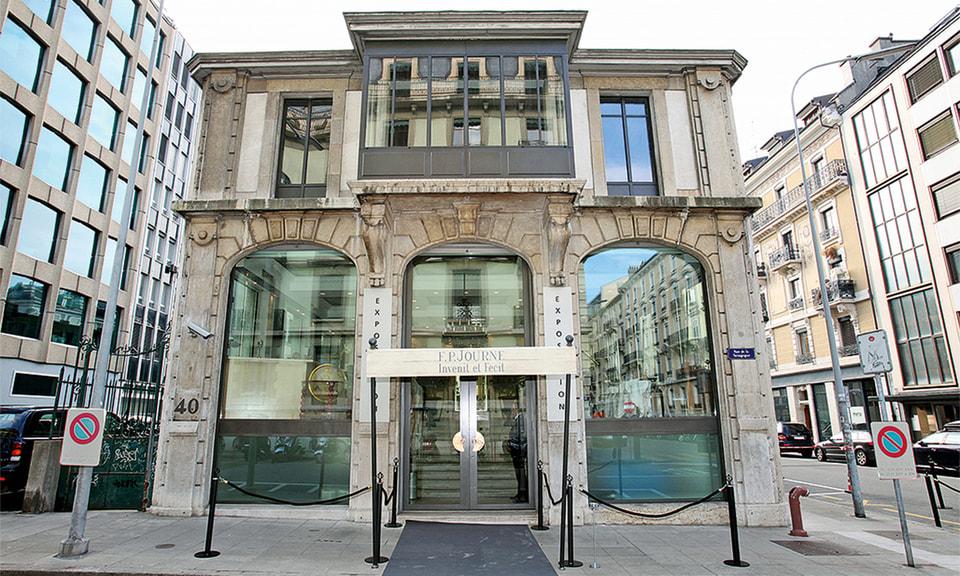 Мануфактура бренда в Женеве