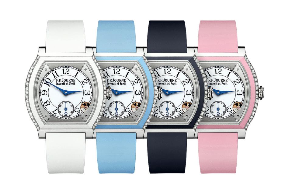 Часы Elegante существуют в нескольких десятках цветовых вариаций