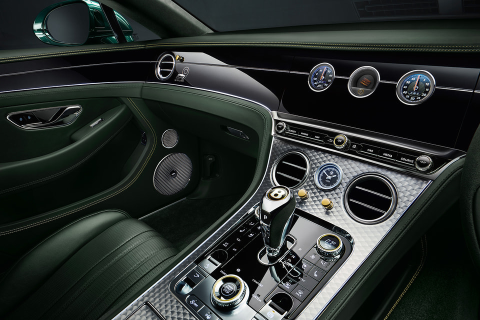 Салон Continental GT Number 9 Edition