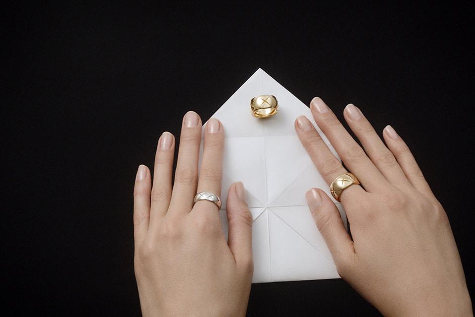 Коллекция ювелирных украшений Coco Crush представлена в концепт-сторе Aizel до конца марта