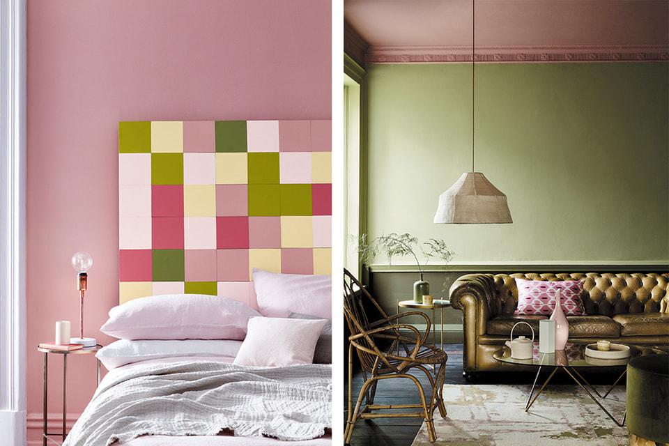 Розовый – цвет со сложной судьбой: он был популярен в эпоху рококо и вышел из моды к XIX веку, чтобы «вернуться» уже в конце XX века