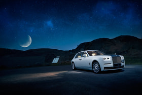 Седан Rolls-Royce Phantom Tranquility