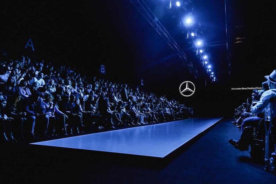 Титульный спонсор недели MBFW – Mercedes-Benz