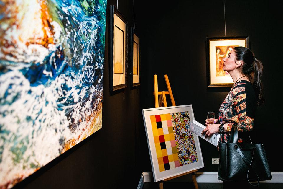 Торговые центры становятся местом притяжения для арт-проектов