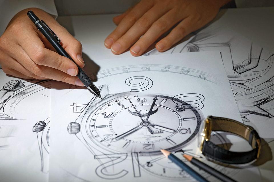 «Приглушенная» элегантность» – так характеризует Лоран Первес облик часов Vacheron Constantin