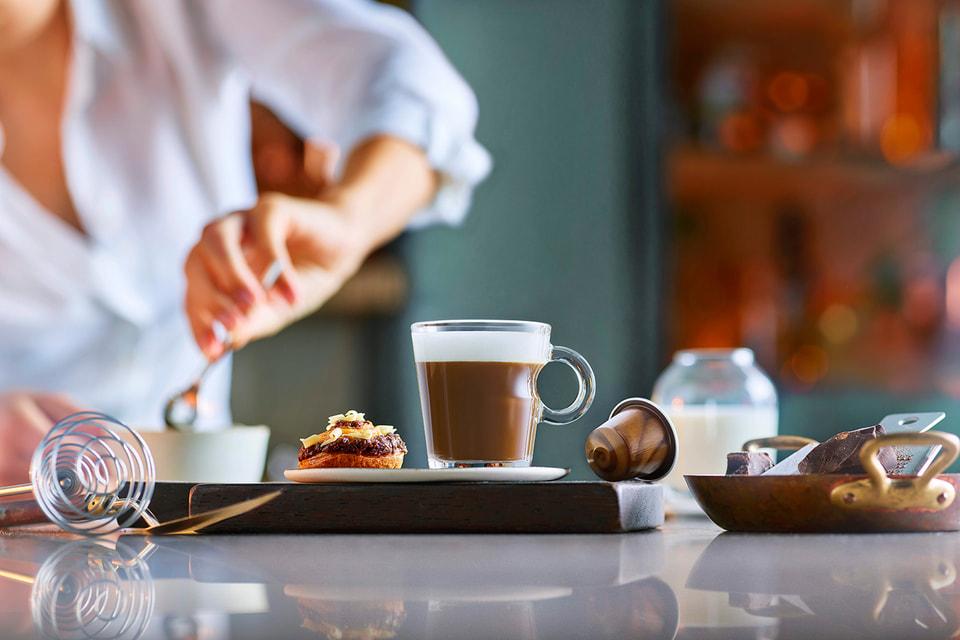 Авторские блюда в сочетании с кофе ждут гостей Nespresso Gourmet Weeks