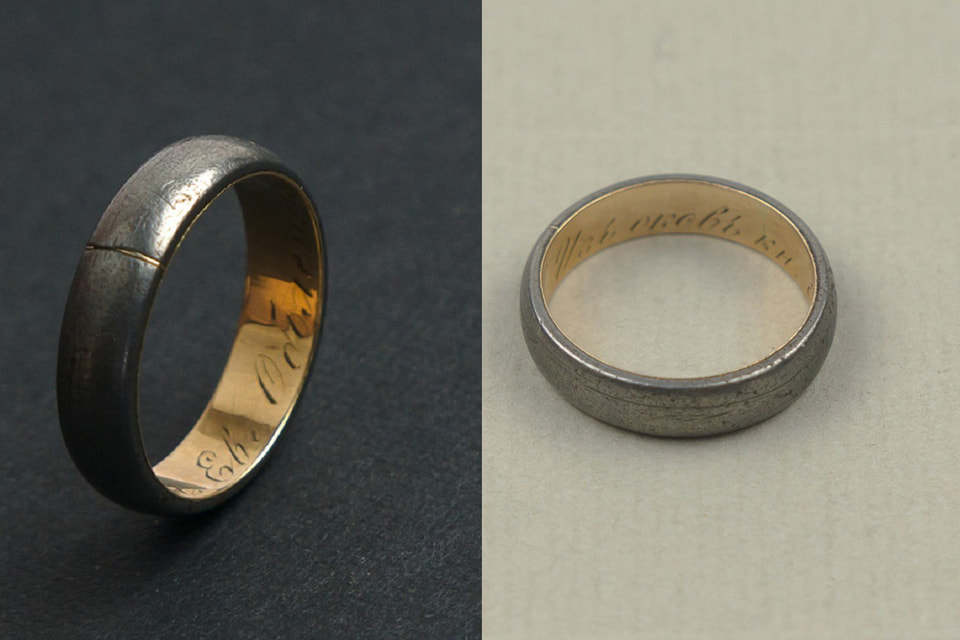 «Кандальное» кольцо